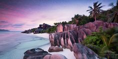 Source D'Argent beach, Seychelles Paradise on Earth by StefanHefele What A Beautiful World, Most Beautiful Beaches, Places Around The World, Around The Worlds, Les Seychelles, Sky Sea, Paradise On Earth, Before Us, Beautiful Islands