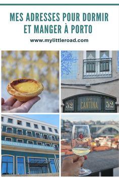 Mes adresses préférées à Porto pour manger et dormir - My Little Road