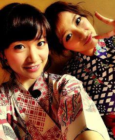 Yuko Oshima & Takahashi Minami