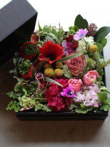 Box Flower Arrangement 05 Lsize ¥6,000