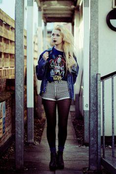 KAYLA HADLINGTON - UK Fashion Blog: STARWARS