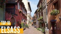 Alsace, Places, Viajes