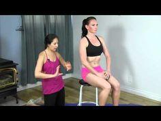 Releasing The Pelvic Floor - YouTube