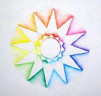 Age 12 ~ Geometric Drawing ~ Twelve Division of Circle