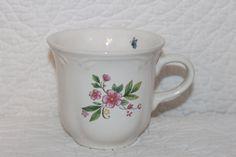 Meadow Lane by Pfaltzgraff Stoneware Tea Cup by CRAZYMARYSFINDS