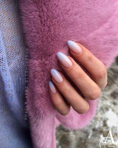 Semi-permanent varnish, false nails, patches: which manicure to choose? - My Nails Shellac Nails, Nail Manicure, Pink Nails, Remove Shellac, Girls Nails, Gradient Nails, Glitter Nails, Cute Acrylic Nails, Cute Nails