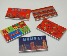 Business Card Holders by The Elephant Company