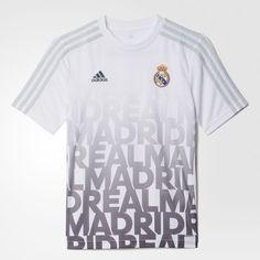 2fd4a7aa160 adidas - Real Madrid Home Pre-Match Shirt Soccer Jerseys