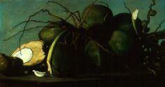 """""""Cocos"""" --FRANCISCO OLLER / NUESTRO MAESTRO DE LA PINTURA - COALICION ARTISTAS DE PUERTO RICO"""