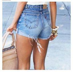 Jeans a vita a alta