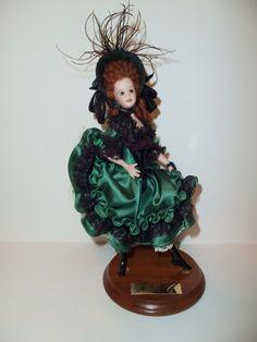 Original Valentine's Ladies Doll 1990 Pamella Valentine USA Before Gorham Lovely | eBay