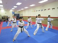MARTIAL: Taekwondo- Int/Adv- Wed PM - September Aurora, Colorado  #Kids #Events