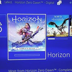Been after his for aaages 24.99 for the complete edition seemed fair enough on the PlayStation only PSN sale. Heard really great things about this so hopefully Ill get round to it soon after I finish off my current backlog  #horizonzerodawn #frozenwilds #hzd #playstation #playstation4 #ps4 #ps3 #ps2 #ps1 #psn #playstationnetwork #game #games #gaming #gamer #gamerguy #videogame #videogames #videogamer #videogameaddict #instagamer #instagaming #instagame #instagames