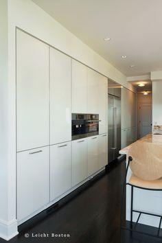 Kitchen by Leicht Boston