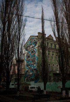 Olden downtown walk: Kiev, Ukraine - OkSakharova_OS blog