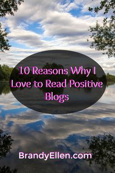 When you take time each day to read positive blogs, you will find that you feel happier, even if just for that moment.  via @brandyellen