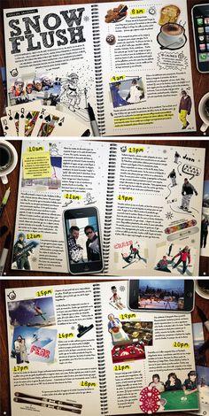 Diseño Editorial para Revista Pokerface