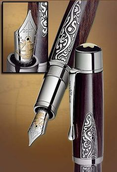 Alexander von Humboldt Fountain Pen
