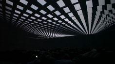 ObE, una instalación de Mathieu Le Sourd a.k.a Maotik, y Eric Raynaud, a.k.a Fraction.