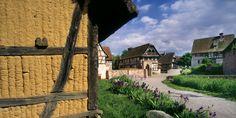 L' #Ecomusee d' #Alsace - A 45min de la Vallée de #Kaysersberg