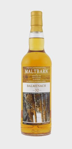 Our latest blog piece comments on the dry and austere Balmenach 1979. You may not have encountered Maltbarn before, but this new bottler out of Germany has already issued a few very nice casks.  To read the whole comment click on the picture to follow the link to the #whiskey #marketplace #blog.