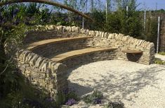 Outdoor classroom backyard ampitheater
