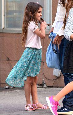 Suri Cruise, pequena fashionista | Galería de fotos 5 de 33 | VOGUE