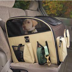 Pet Gear Carrier/Car Booster Seat