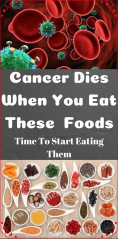 Cancer Dies When You Eat These 5 Foods, Time To Start Eating Them - Just Healthy Way