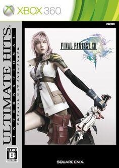 Final Fantasy XIII International (Ultimate Hits) --165.71 Xbox 360, Ever After High Games, Destiny Game, Seamless Transition, Diy Sweatshirt, Disney Sweatshirts, Xbox One Games, Final Fantasy, Finals