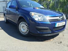 06 OPEL ASTRA 5DR  NCTD 2016 BLUE