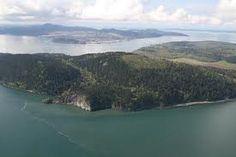 Guemes Island, Washington