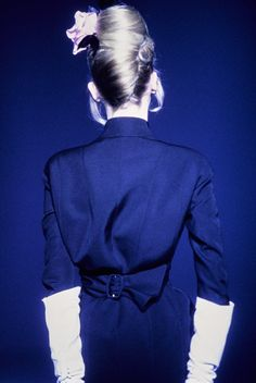 Mugler Fall 1995 Couture Collection Photos - Vogue#4