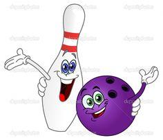 Bowling ball and pin Vector Clipart Bowling Ball Art, Bowling Party, Bowling Pins, Bowling Quotes, Bowling Pictures, Funny Bowling Shirts, Picture Icon, Clip Art, Artist Portfolio