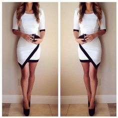 Look stylish in this cute and affordable dress