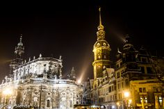 The Alte Dresden at Night. Photo credit Jolly Sienda Photography.