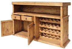 Cantina Bar $695 Rustic Furniture Western Furniture