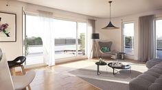 Architektur Visualisierung Borussia 67. 3D-Visualisierung. Professionelle Fotografie. Berlin-Tempelhof. Werbefotograf. Industriefotograf. Interior