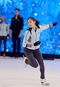 https://flic.kr/p/yyFAAA | All That Skate 2014 / Figure Skating Queen YUNA KIM
