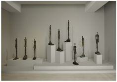 "Pace Gallery - ""The Women of Giacometti"" - Alberto Giacometti"