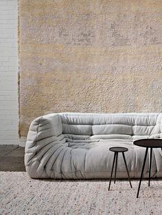 Togo Sofa by Ligne Roset Home Furniture, Furniture Design, Furniture Movers, Furniture Vintage, Funky Furniture, Plywood Furniture, Cheap Furniture, Chair Design, Outdoor Furniture