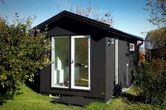 S15 | Enkelrum Shed, Cottage, Outdoor Structures, Tiny Houses, Inspiration, Buildings, Homes, Spring, Garden