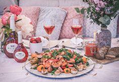 Mateus Rosé - ruokavaikuttajien reseptit roseeviinien klassikolle