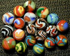 Vintage Marbles, Shoot Marbles, Marbles Playing, Marbles Joy, Marbles ...
