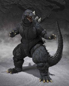 S.H.MonsterArts Godzilla (1995 Birth: Godzilla vs. Destroyah) by Bandai
