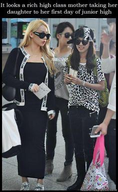 CL & Dara XD | allkpop Meme Center