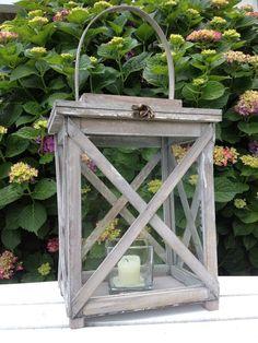 French Vintage Lantern