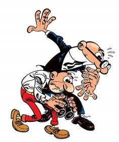 Paling en Ko (Mortadelo y Filemon) is een stripverhaal van de Spaanse tekenaar Francisco Ibáñez over twee blunderende geheim agenten.