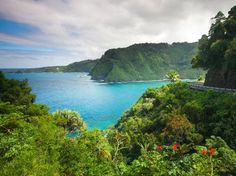 L'île de #Maui, #Hawaï