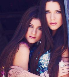 kendall and kylie jenner | Tumblr